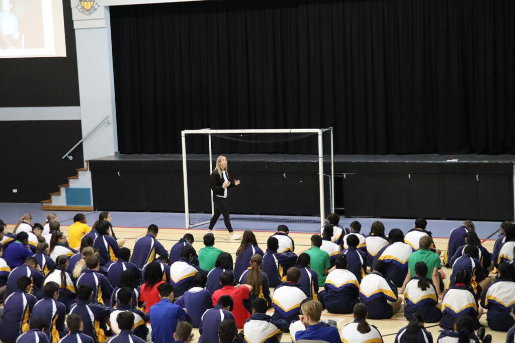 Perth School Presentation Jade Lewis